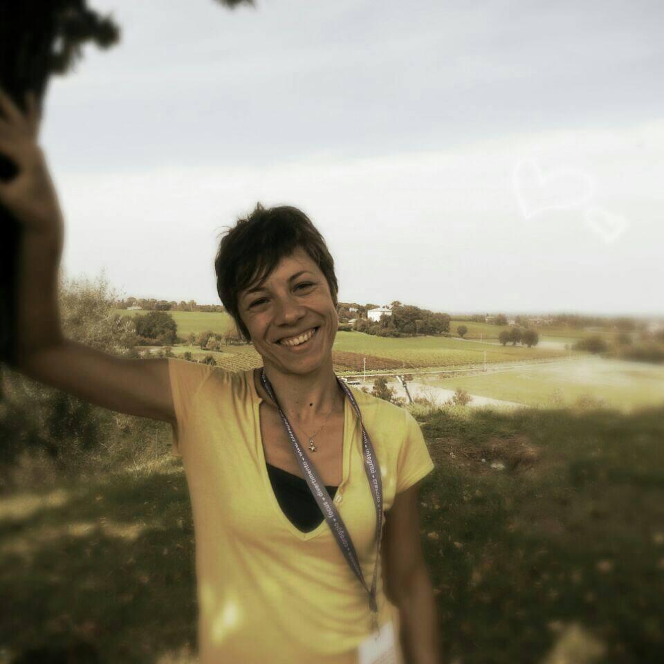 Romina Angeli, Rimini